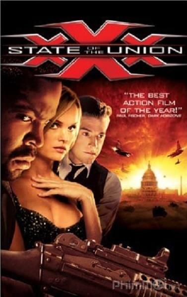 Điệp Viên xXx - xXx (2002)