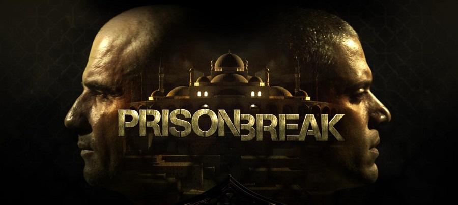 Prison Break - 5ª Temporada 2017 Série 720p HD HDTV completo Torrent