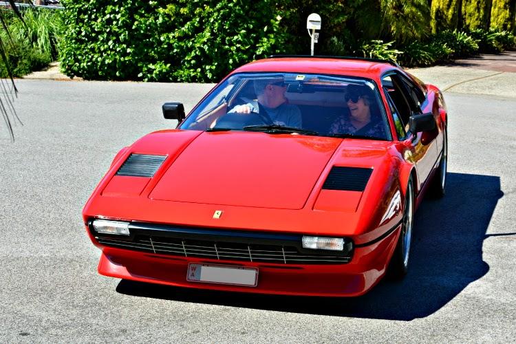 Ferrari 308 GTB sportscar