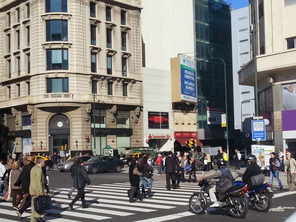 Avenida 9 de Julho - Buenos Aires