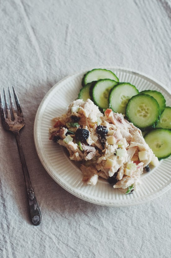 "Chicken Salad w/ Egg-free Mayo, & ""He Won't Know It's Paleo"" review + Giveaway (AIP & Paleo)"