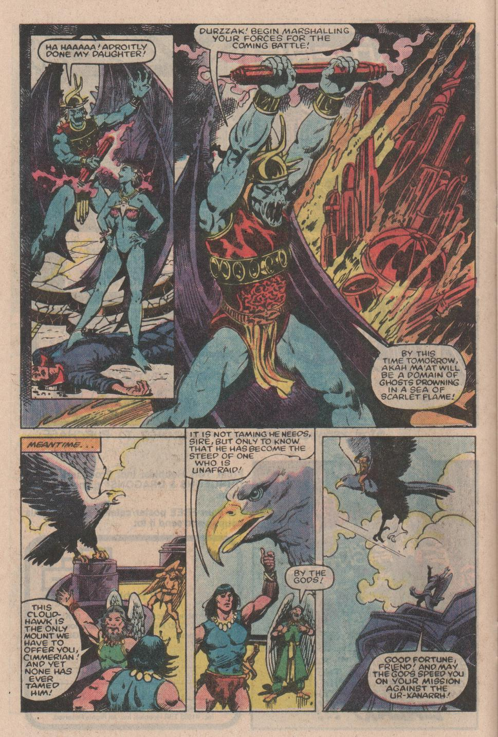 Conan the Barbarian (1970) Issue #154 #166 - English 11