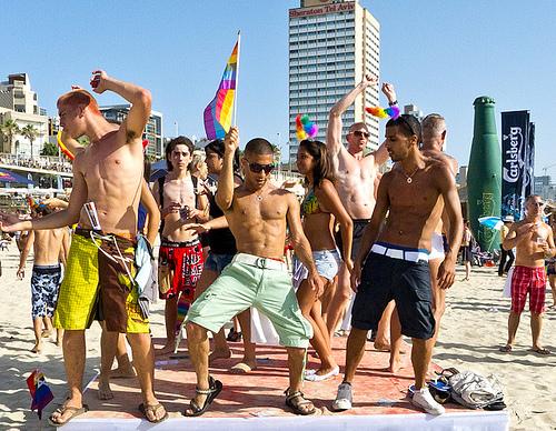 гей знакомства в израиле