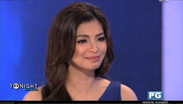 Angel's Interview with Boy Abunda