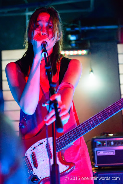 Warpaint at Adelaide Hall June 19, 2015 NXNE Photo by John at One In Ten Words oneintenwords.com toronto indie alternative music blog concert photography pictures