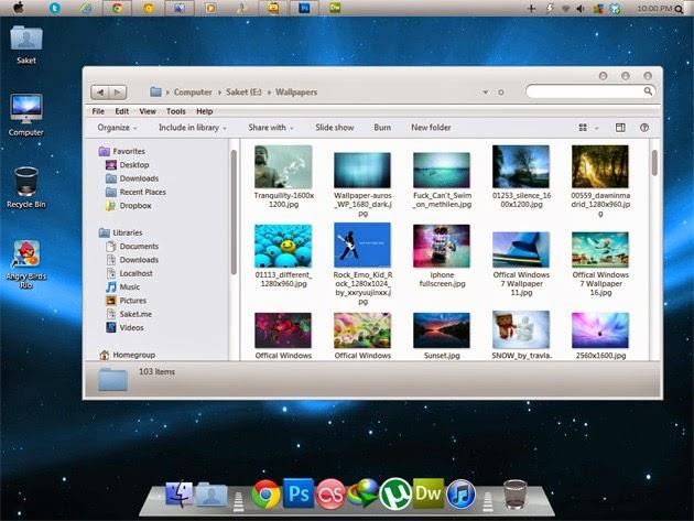 windows 7 ultimate (64bit) black platinum edition torrent