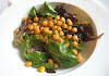 Chana Chaat (Tangy and Tart Chickpea Salad)