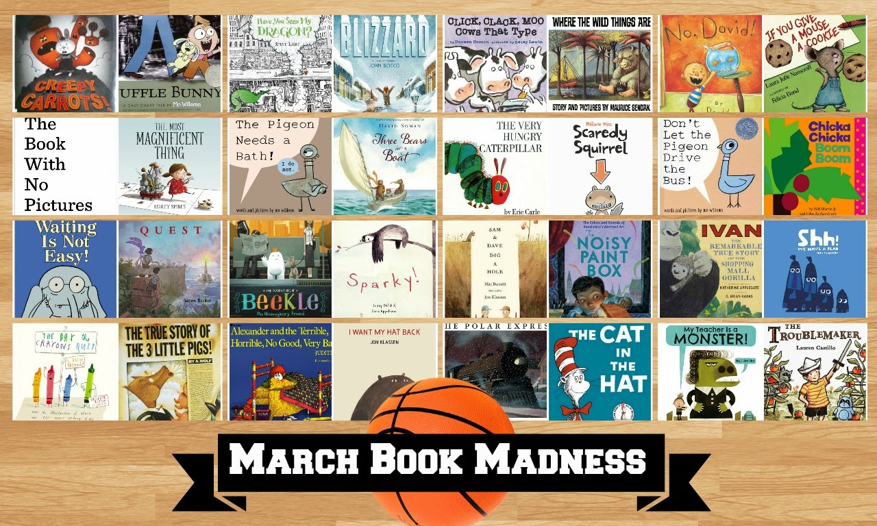 March Book Madness