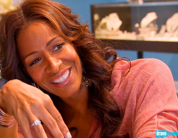 Entertainment news sheree whitfield confirms real housewife rumors