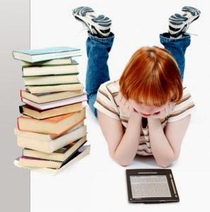 Il libro, l'e-book e el corpo a corpo del lettore