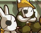 Korkusuz Savaşçı Tavşanlar Yeni