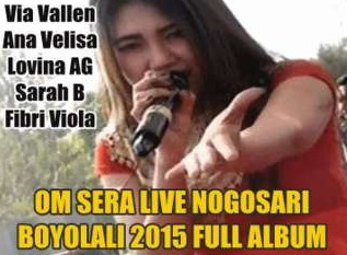 OM Sera Live Nogosari Boyolali 2015