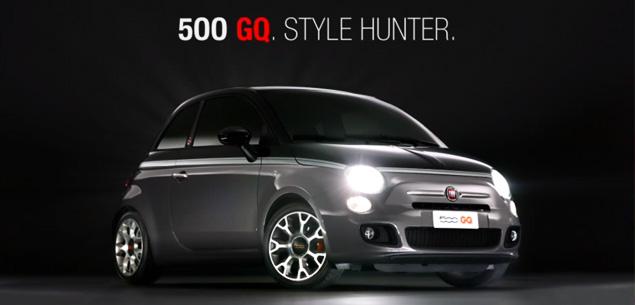 Canzone spot nuova 500 GQ luglio 2013