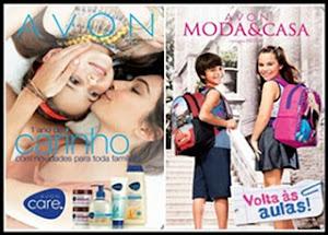 Revista Avon campanha 03/2012