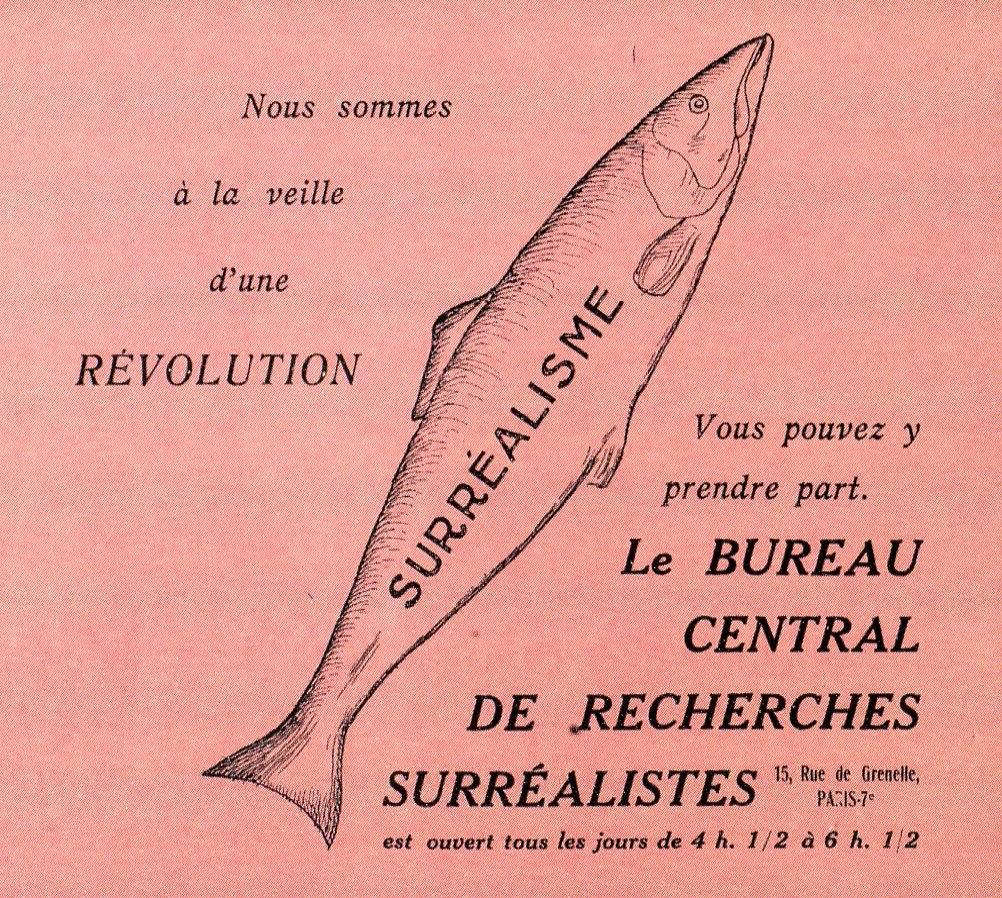 """Surrealismo Internacional: Reanudación de """"Surréaliste"""""""