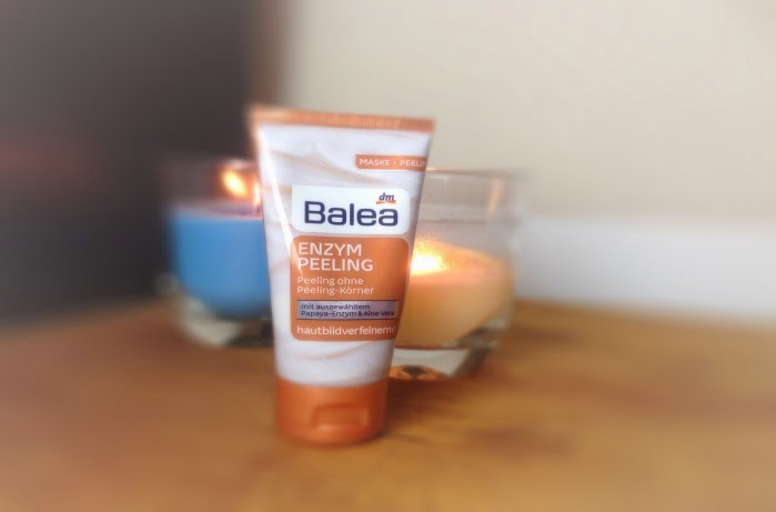 Balea Enzympeeling Review