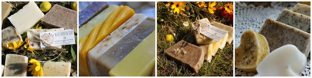 Wild Garden Soap