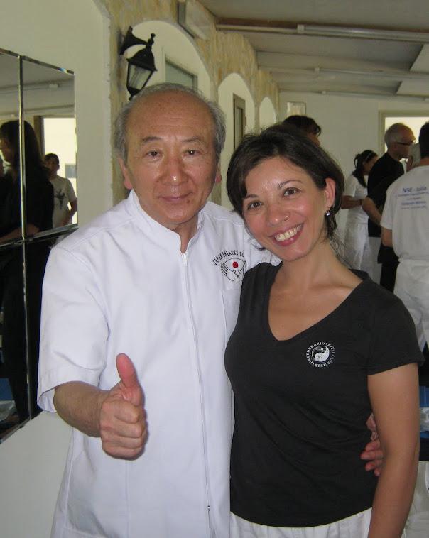 Akitomo kobayashi Sensei