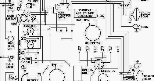 n tesla car circuit diagram