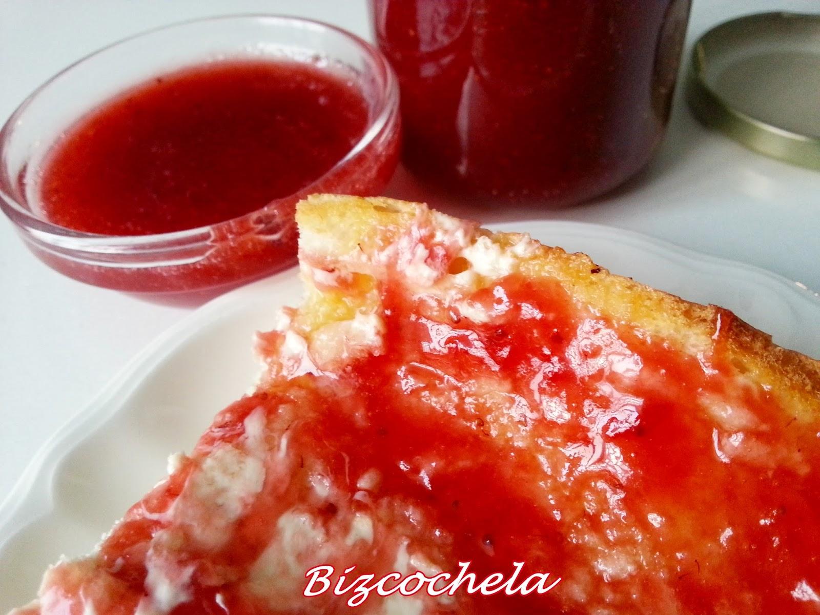 Recetas y a cocinar se ha dicho mermelada de fresa casera Cocinar con 5 ingredientes