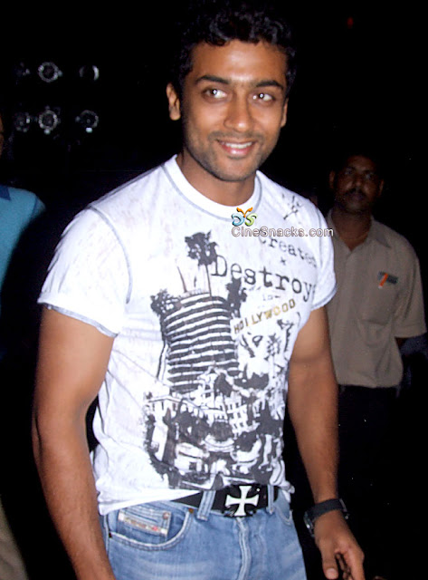 Surya's Ayan Movie 15