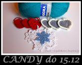 Moje Pierwsze Candy 15.12.2014