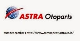 Lowongan Kerja PT Astra Otoparts Maret 2015