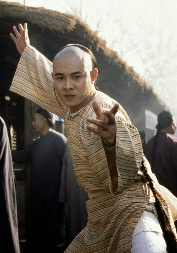 The Legend of Fong Sai Yuk Starring Jet Li