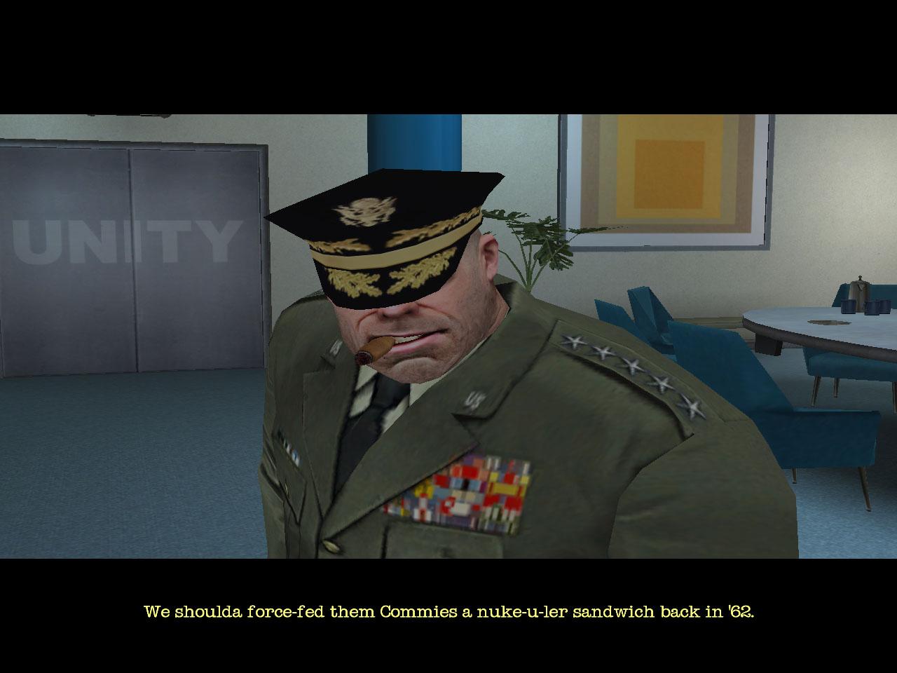 http://2.bp.blogspot.com/-ySXUEvbs06o/UKuC-DbSMSI/AAAAAAAAZAU/AwAG-hI6WvE/s1600/No_One_Lives_Forever_2_(PC)_(1280)_14.jpg