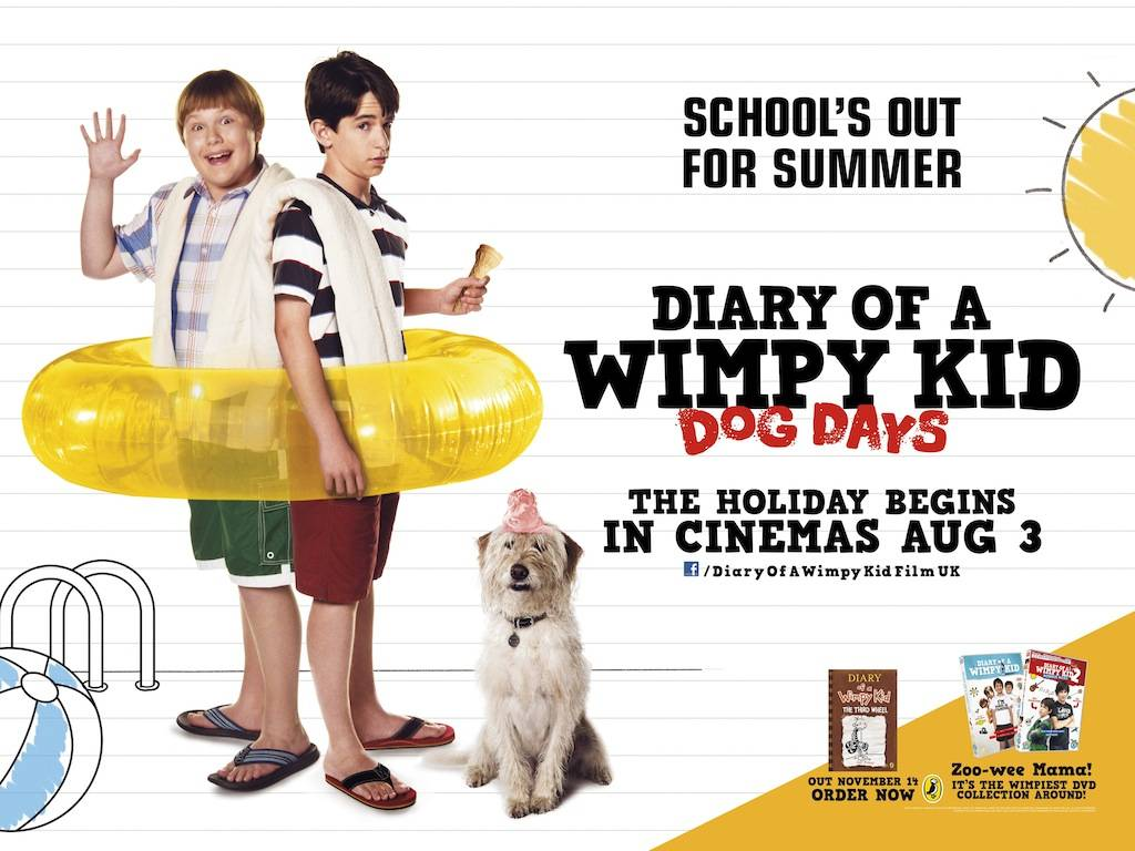 Diary Of A Wimpy Kid Watch Online Dog Days