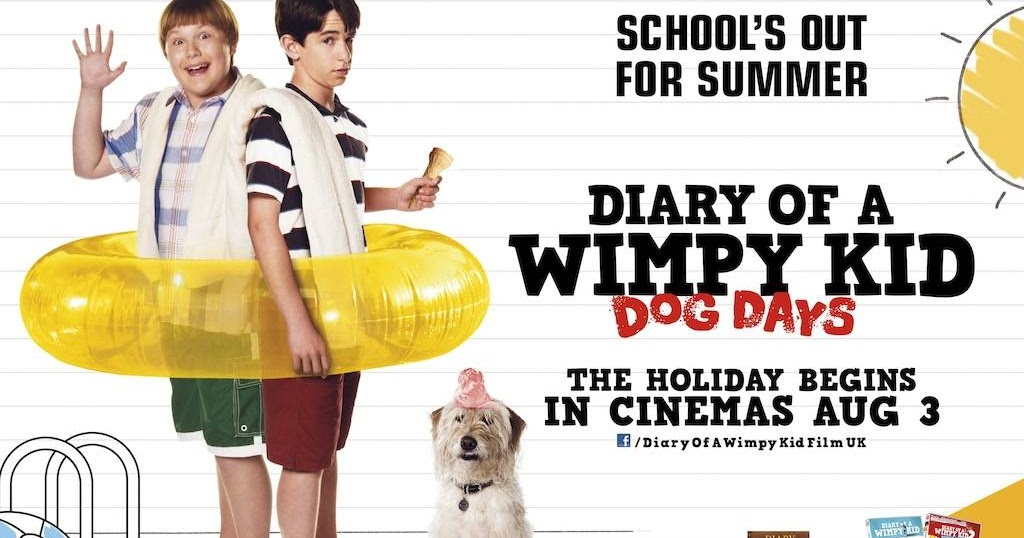 Watch Diary Of A Wimpy Kid Dog Days Online Free