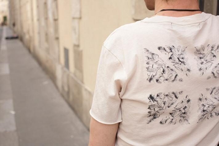 T-shirt homme Baron Y paris