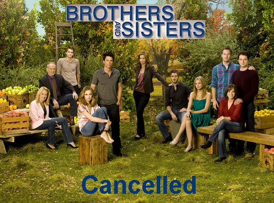 ABC cancelled Brothers and Sisters