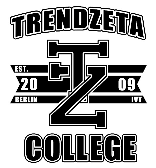Trendzeta College Shirt Design, TZ, Ivy League