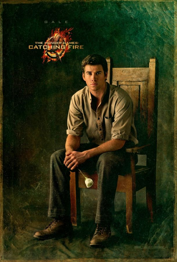 Movie Poster Critic: The Hunger Games: Catching Fire - New Poster ...
