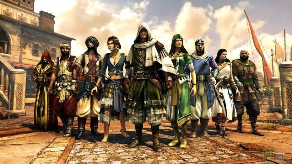 ac4 multiplayer character customization assassin s creed 4