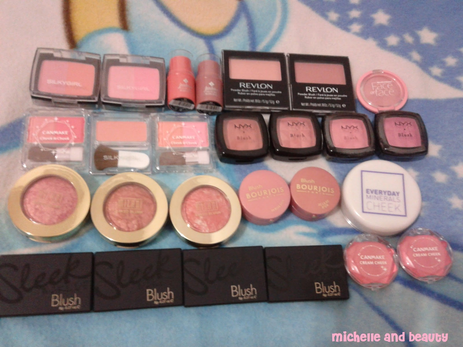 Michelle And Beauty R 02 Pixy Moisture Lipstick 38gr So These Are The Blushes That I Have Right Now Excluding My First Blush When Was On High School In 01 Pink Flowers Discontinued