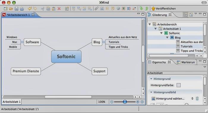 Herramientas gratuitas para hacer mapas mentales, mapas conceptuales y diagramas