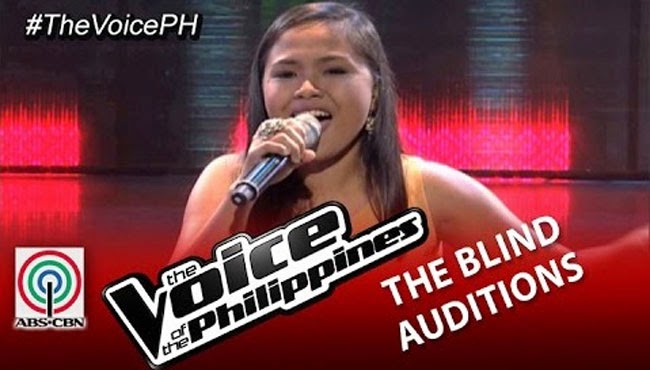 Alisah Bonaobra Sings 'Domino' on The Voice of the Philippines Season 2 Blind Audition Video Replay