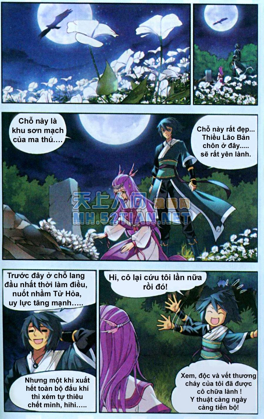 Đấu Phá Thương Khung chap 34 page 5 - IZTruyenTranh.com