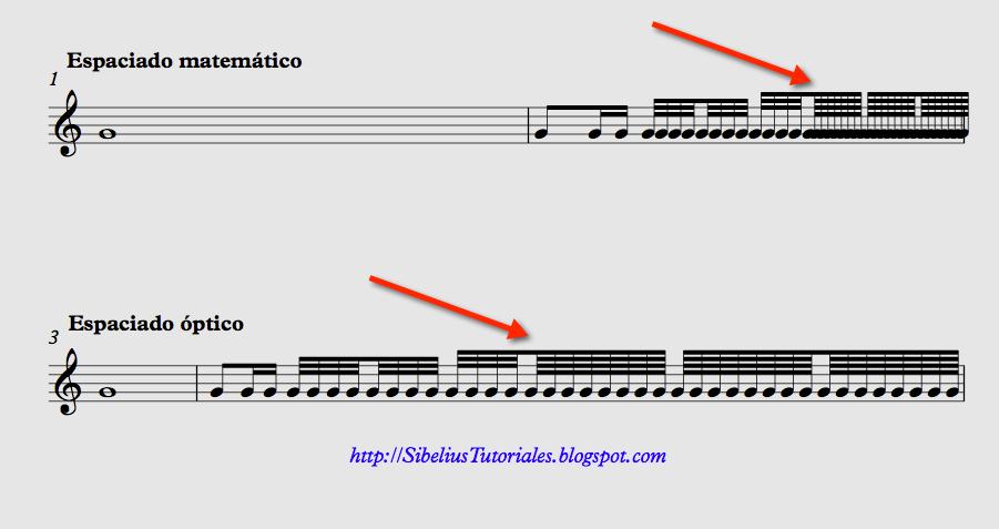 Notación musical con Sibelius