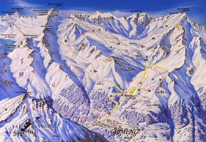 Grimentz - The Top Ski Resorts in Switzerland