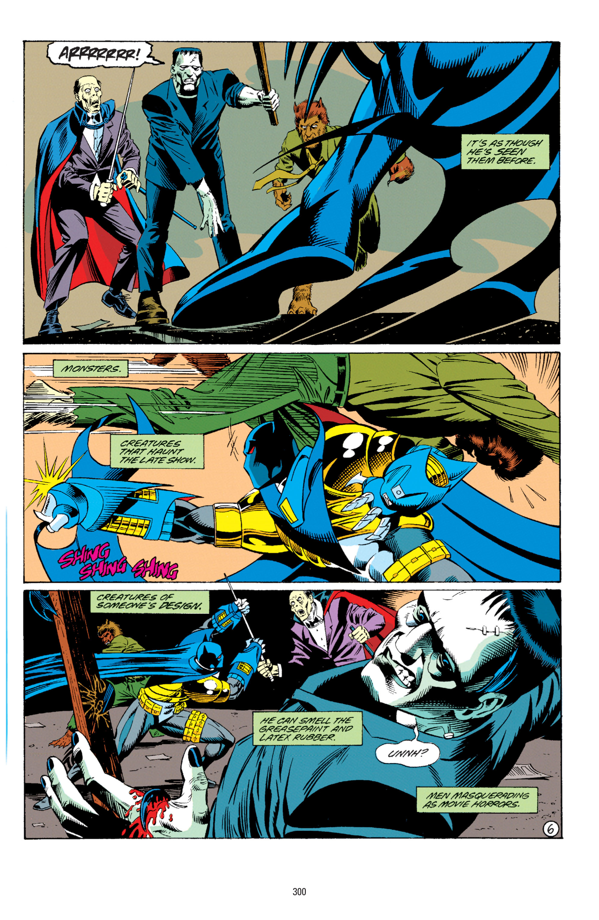 Detective Comics (1937) Issue #671 Page 7