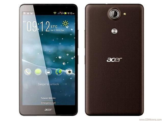 Acer Luncurkan Smartphone 4G LTE Termurah