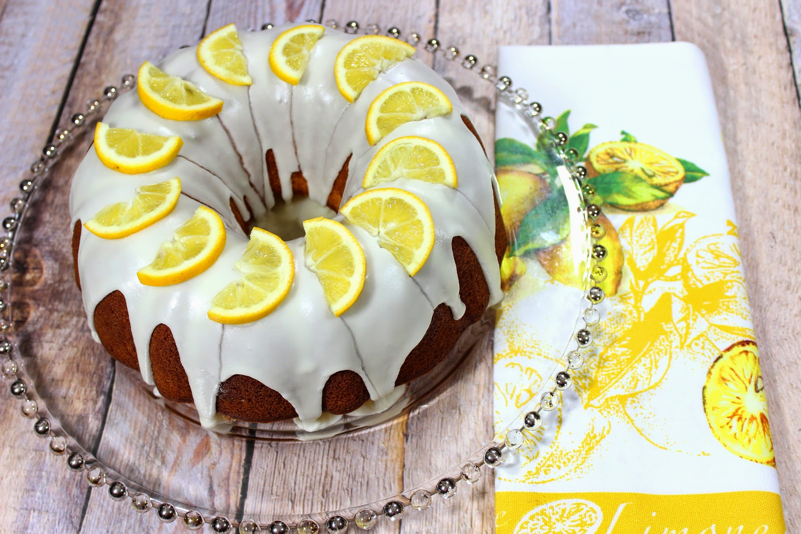 Meyer Lemon Pound Cake Recipes