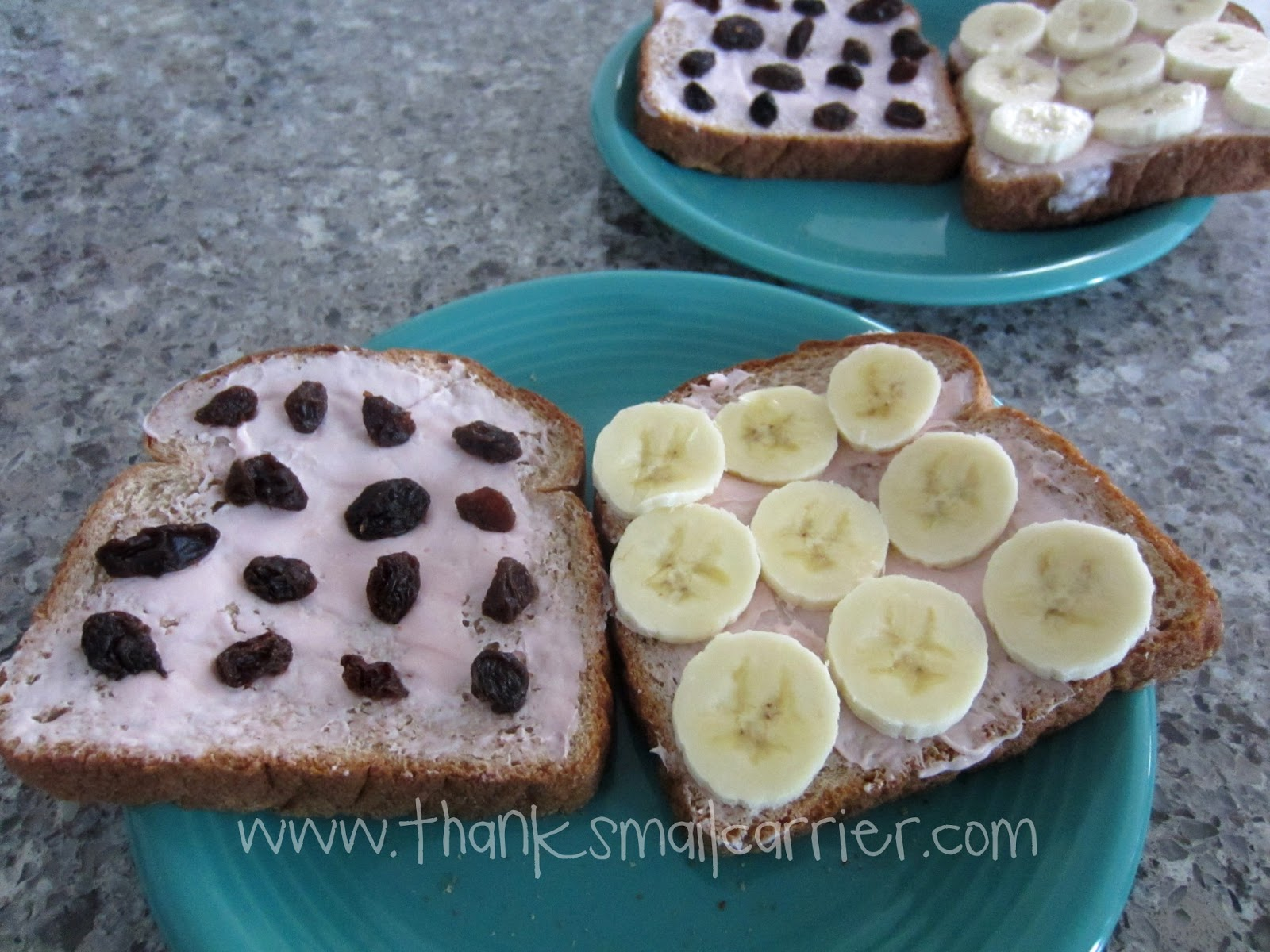 fruit sandwich recipe