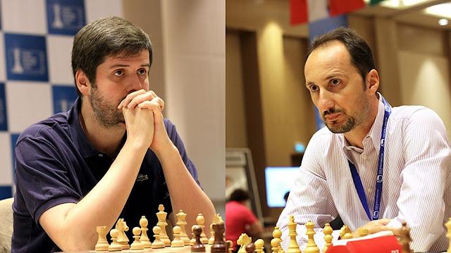 Peter Svidler - Veselin Topalov