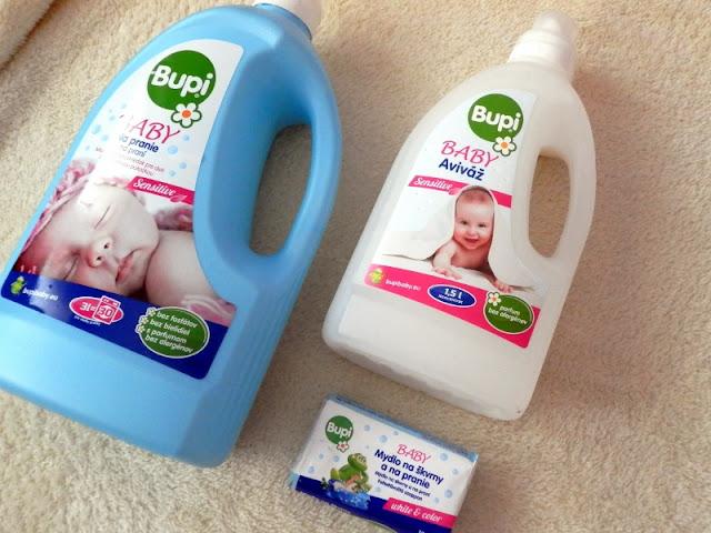 zkušenosti s praním pro miminka