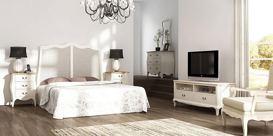 En busca de la decoraci n adecuada i vintage la moda e for Dormitorio vintage moderno