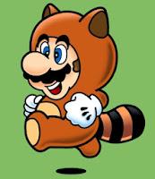 Mario Tanuki dans Super Mario Bros 3 sur nes